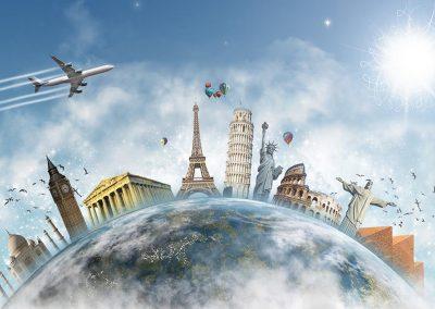 Utazás a Föld körül